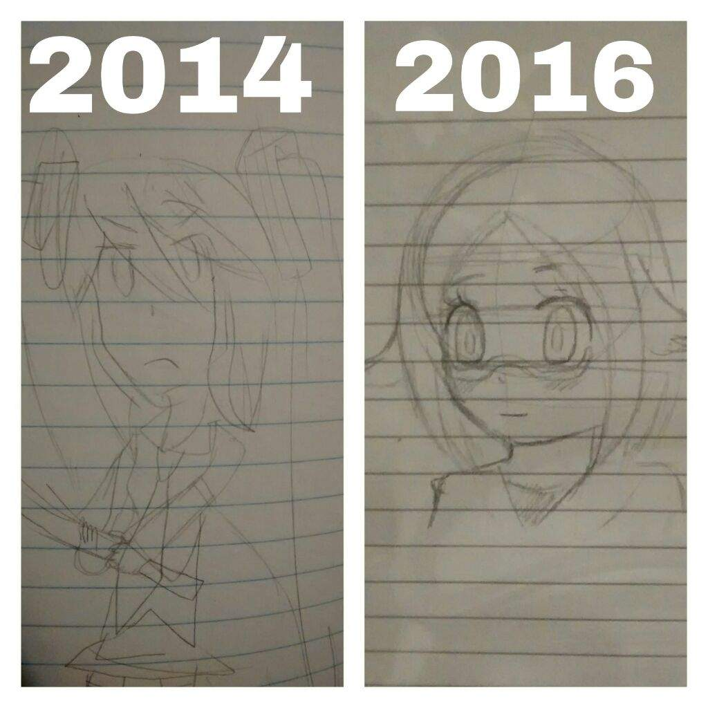 1024x1024 My Improvement In Drawing Anime Anime Amino