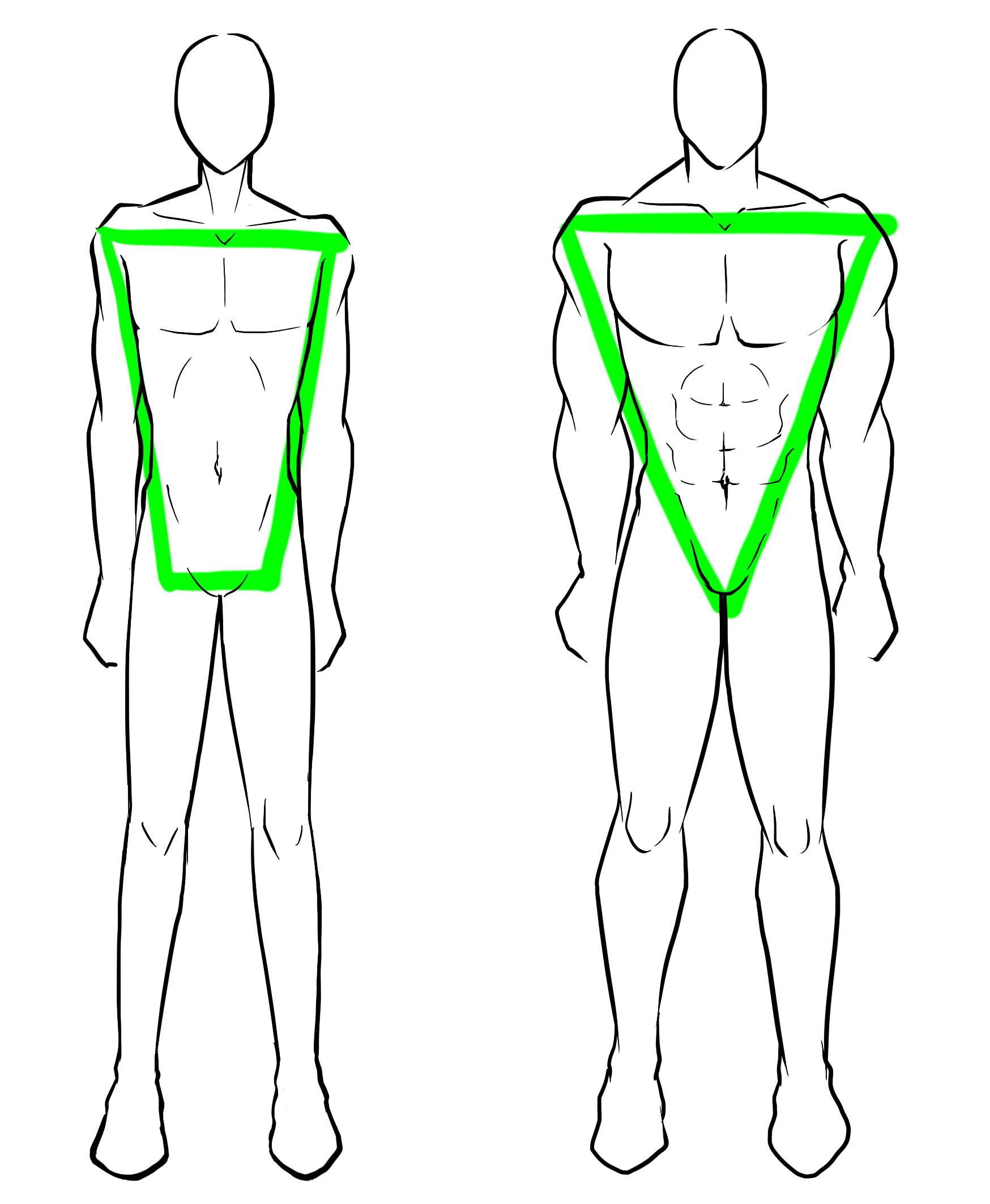 1748x2125 Drawing A Boy Body How To Draw Anime Full Body Boy Drawn Manga