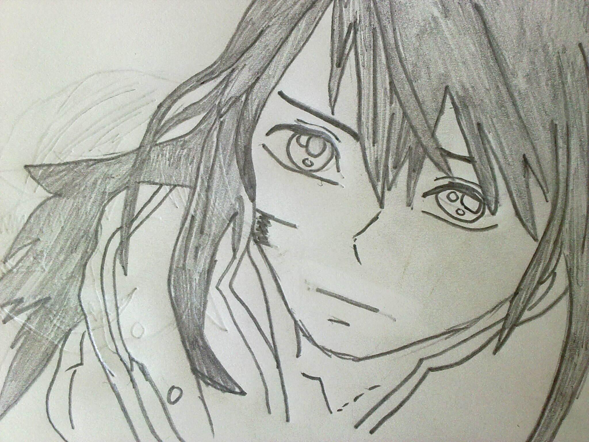 2048x1536 Anime Boy And Girl Drawing Sad Animes Anime Boy Vs Anime Girl