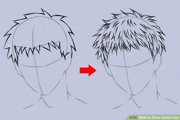 728x485 6 ways to draw anime hair