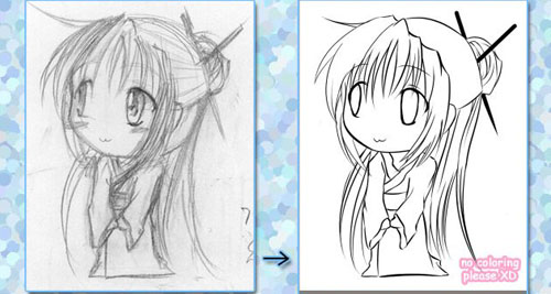 500x267 How To Draw Chibi 33 Drawing Tutorials To Make You An Expert