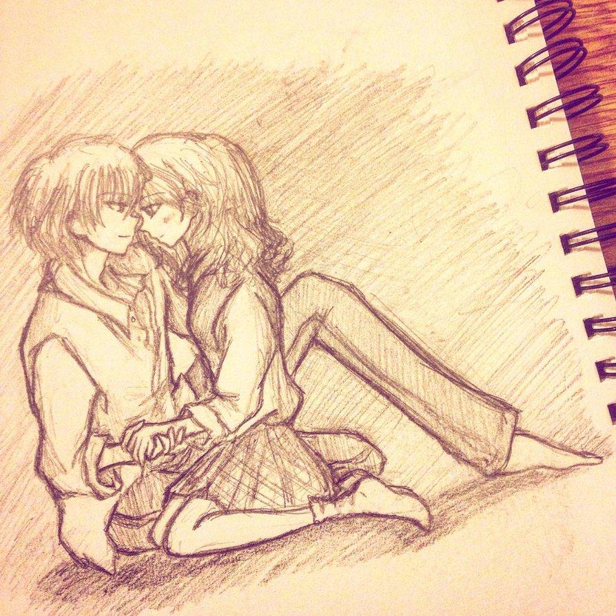 894x894 Anime Couple Hugging Drawing Couples Hugging Drawing Anime Anime