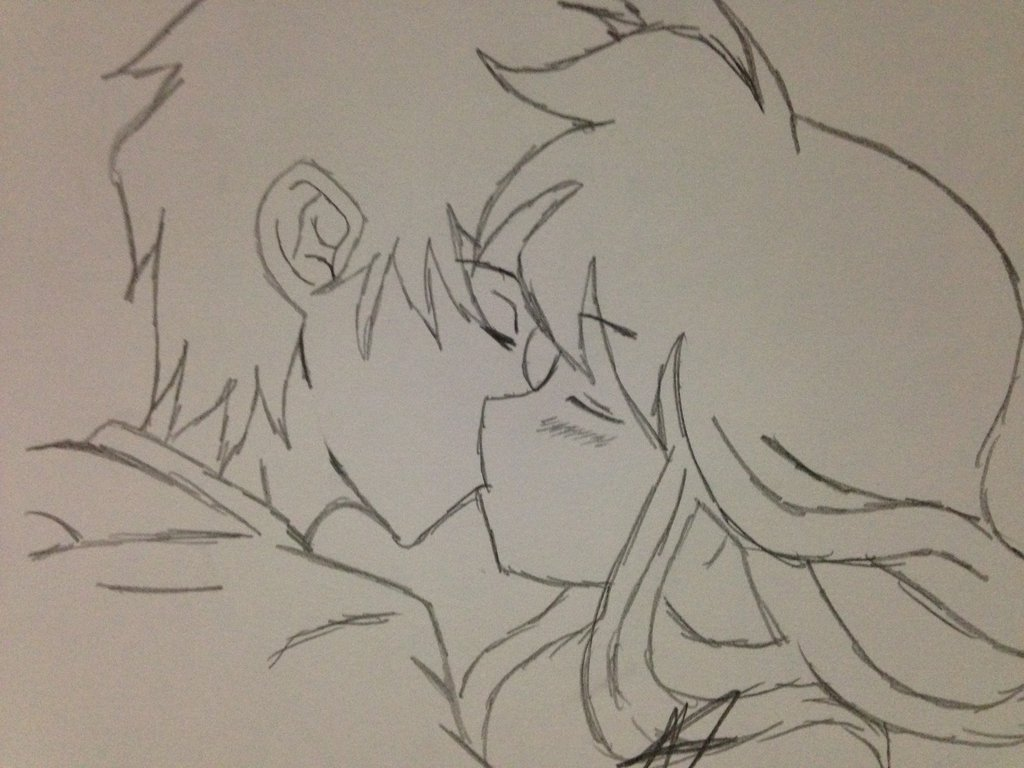 Line Art Couple : Couple kissing drawing at getdrawings free for personal use