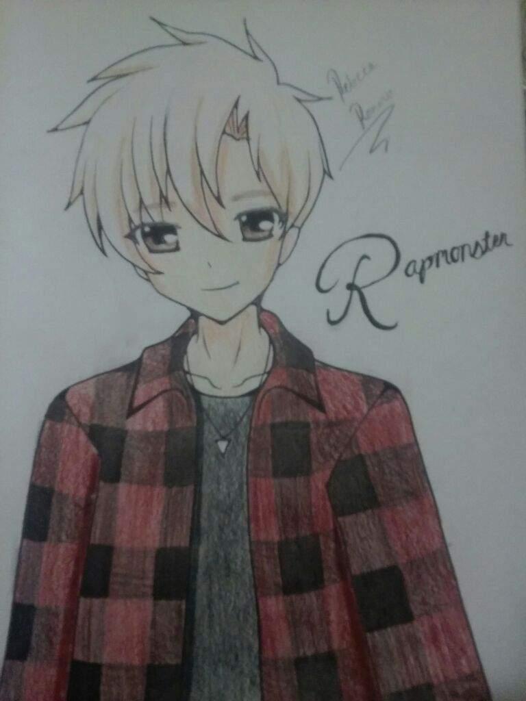 768x1024 My BTS anime drawings K Pop Amino