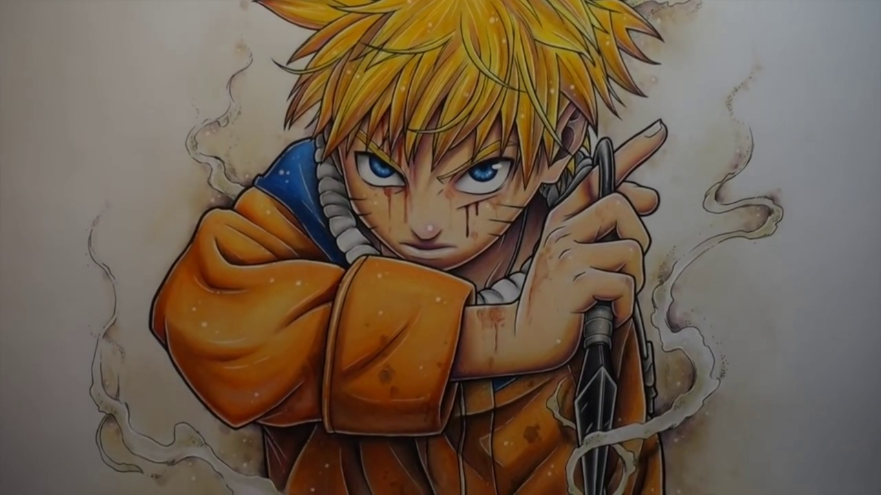1280x720 The Most Amazing Anime Drawing Videos On Youtube
