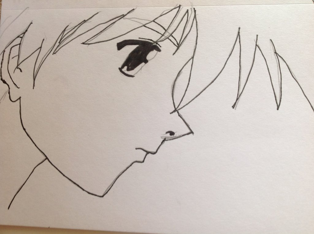 Anime Drawing Boy At Getdrawings Com Free For Personal Use Anime