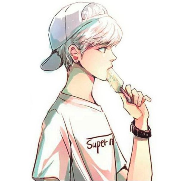 607x607 pictures anime boy drawing