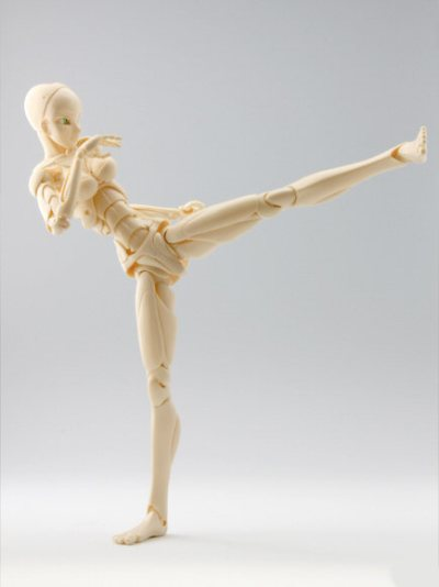 400x534 New Super Poseable Manikin For Mangaanime Artists Who Needed
