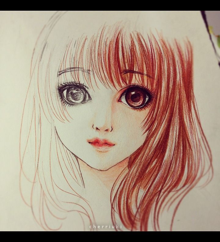 Anime Drawing Pencil At Getdrawings Com Free For Personal Use