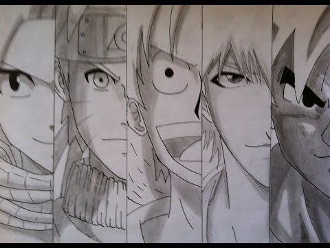 anime drawing pictures at getdrawingscom free for