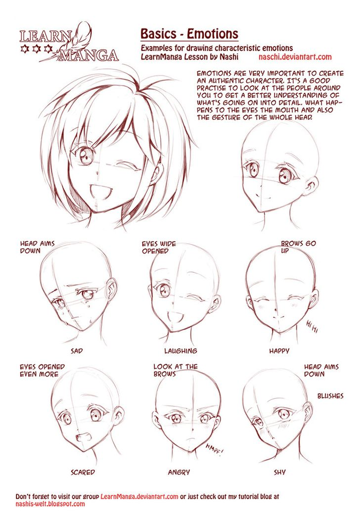 736x1040 anime drawing tutorial
