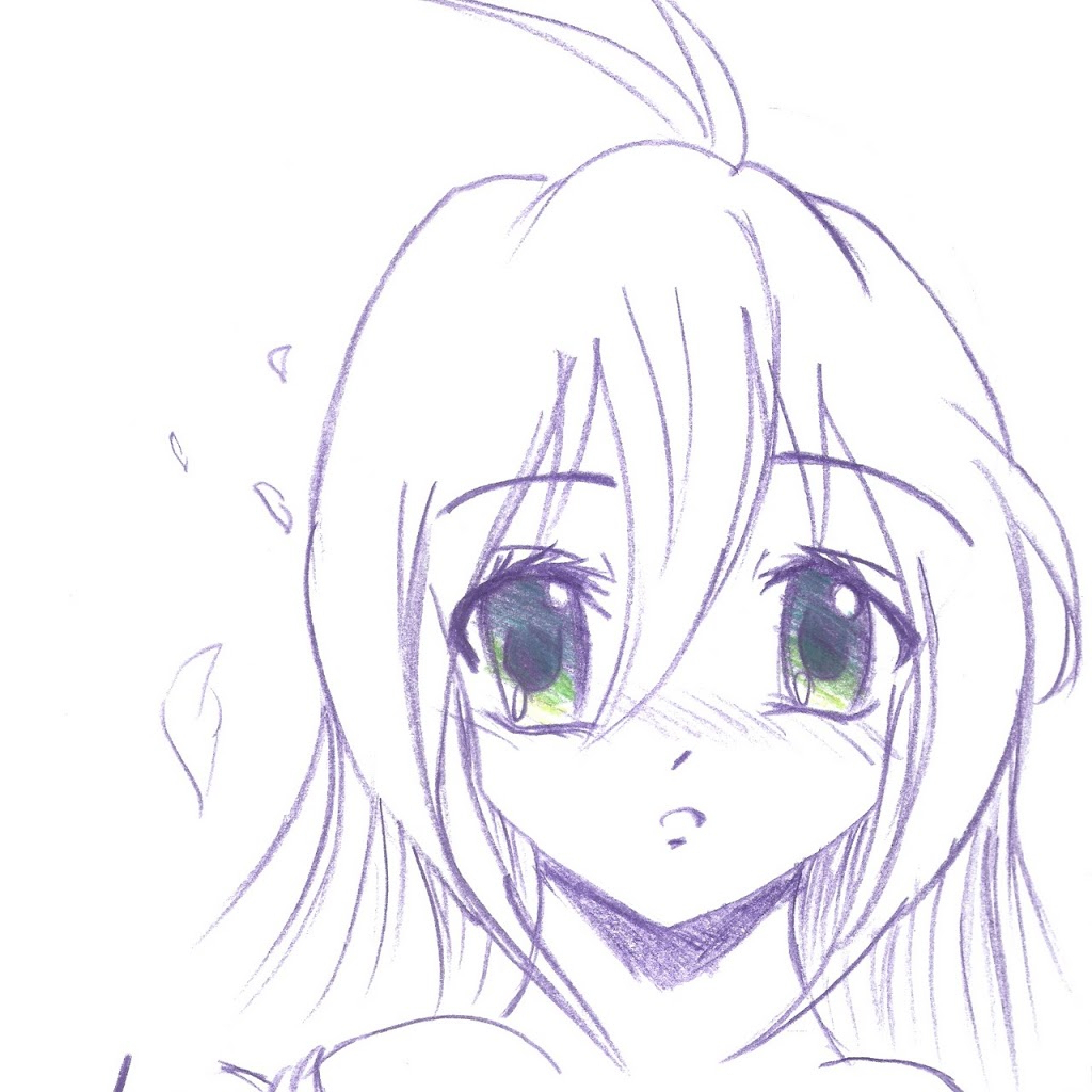 anime easy drawing at getdrawings com free for personal use anime