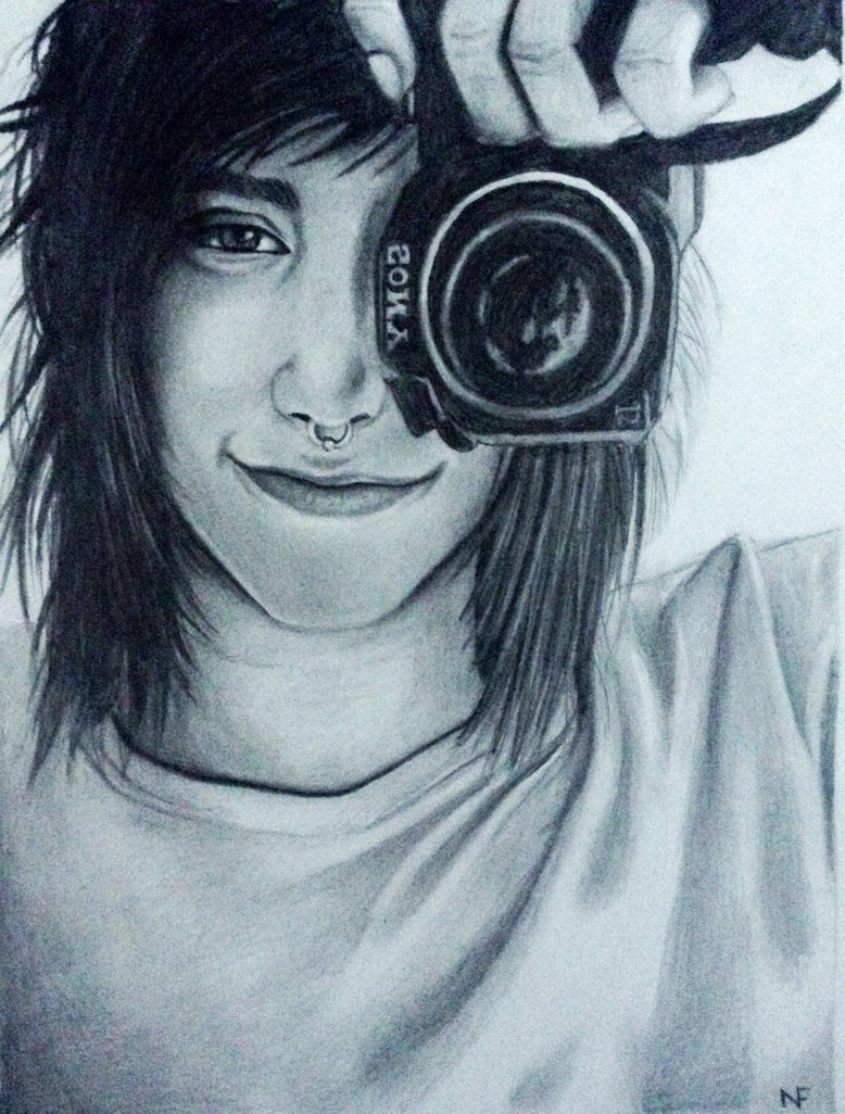 778x1026 Drawing Of A Cute Emo Boy By Redfoxrox D7e1zma By Simichand