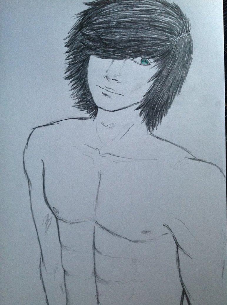 772x1034 Drawing Of Emo Boy Anime Emo Boys Drawing