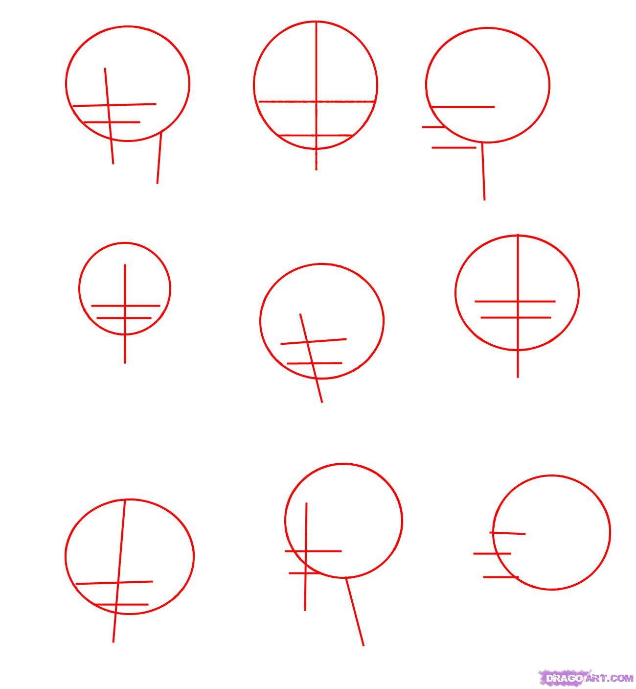 1300x1407 Anime Face Drawings Step By Step How To Draw An Anime Eye Crying 7
