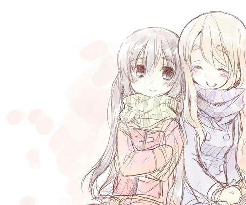 500x417 12 Best Anime Friends ^ ^ Images On Anime Girls, Best