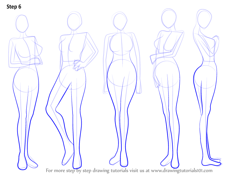 844x598 Gallery Anime Body Drawings For Beginners,