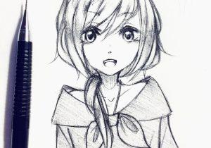 300x210 Easy Anime Girl Drawing Easy To Draw Anime Girls Anime Drawings