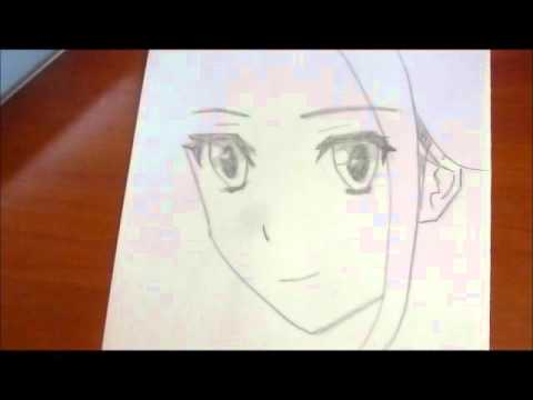 480x360 How To Draw Anime Girl Quick And Easy!
