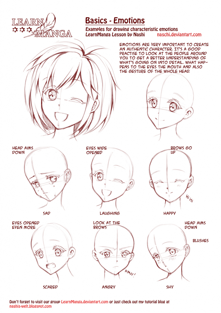 723x1024 Anime Head Drawing How To Draw Anime Girl Faces Step Step Anime