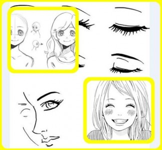 323x300 Anime Girl Drawing Tutorial