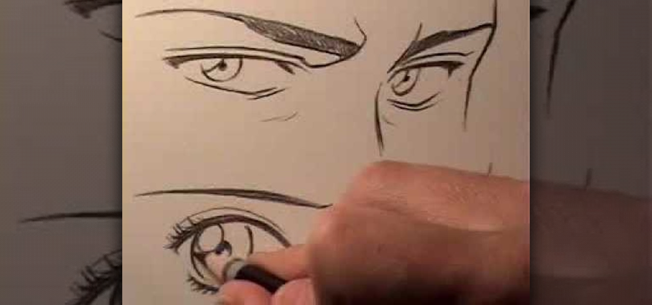 Anime Girl Eye Drawing At Getdrawings Com Free For Personal Use