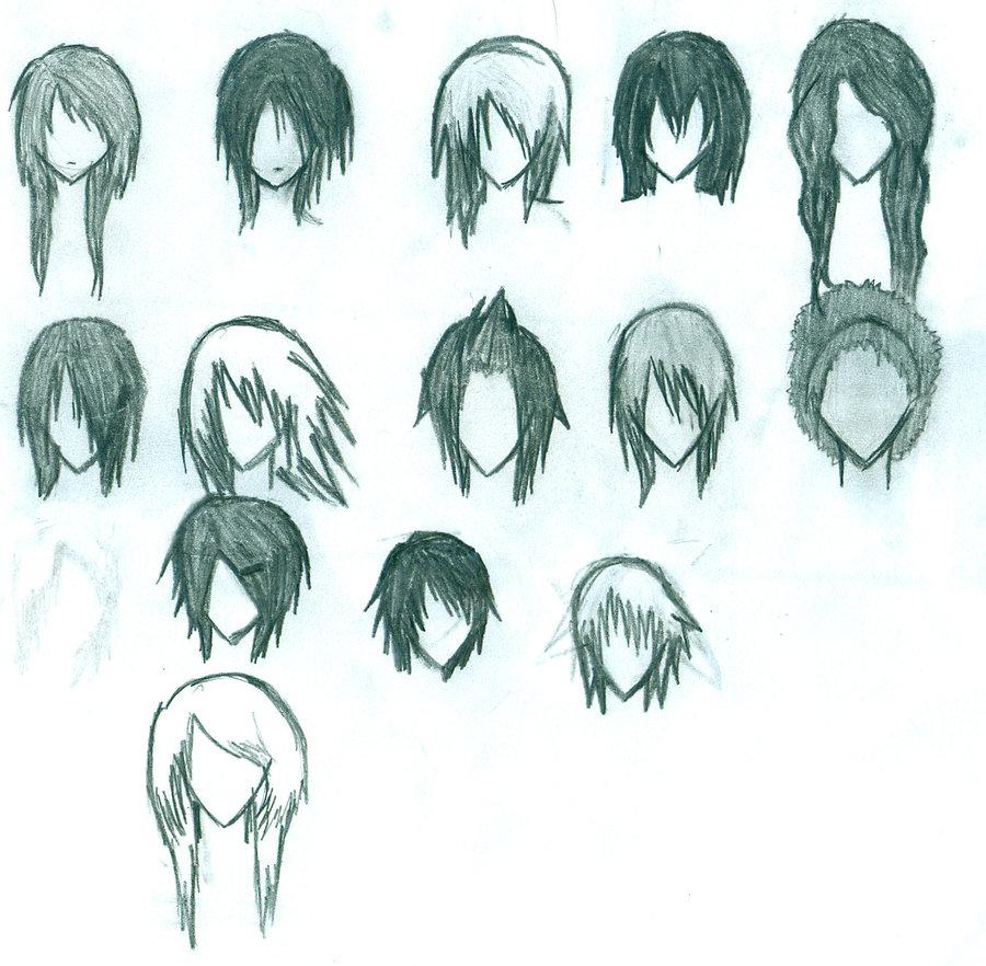 Anime Girl Hair Drawing At Getdrawings Com Free For Personal Use Anime Girl Hair Drawing Of