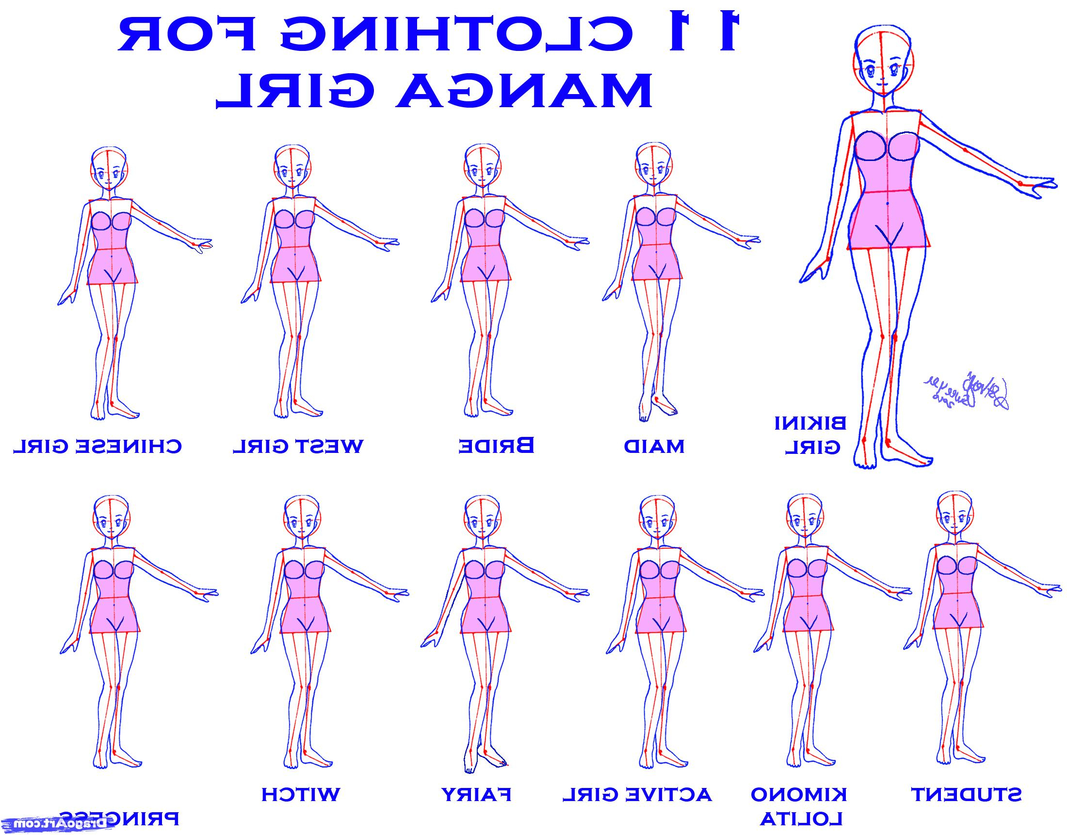 2200x1722 How To Draw A Girl Body With Clothes Drawing Anime Clothes 2020