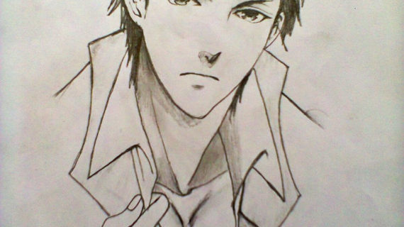 570x320 anime guys drawings cool anime drawings cool anime drawings