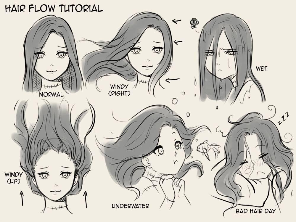 1000x750 Hair Flow Tutorial (1000x750)