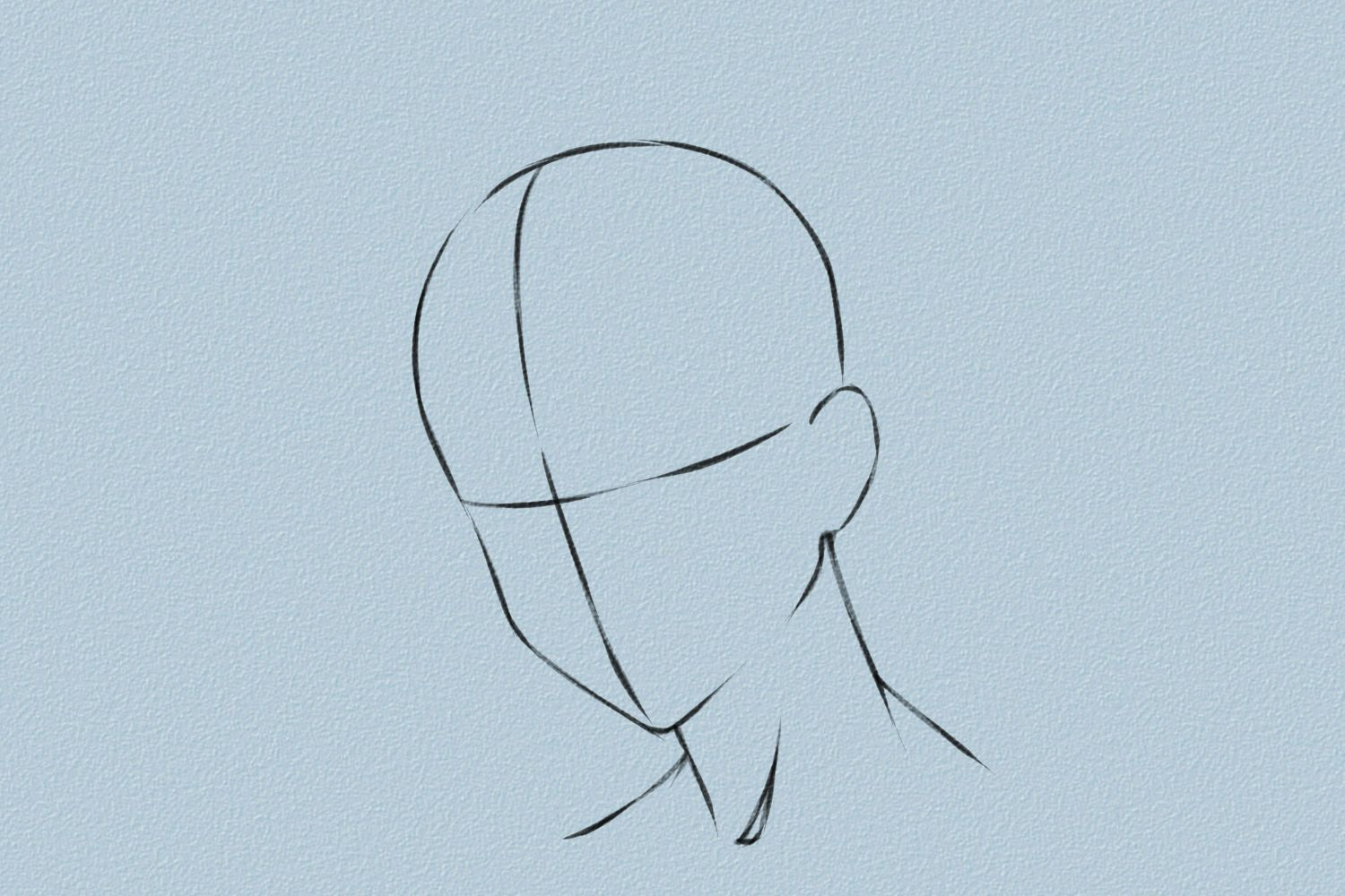 1500x1000 How To Draw Anime Hair Vripmaster