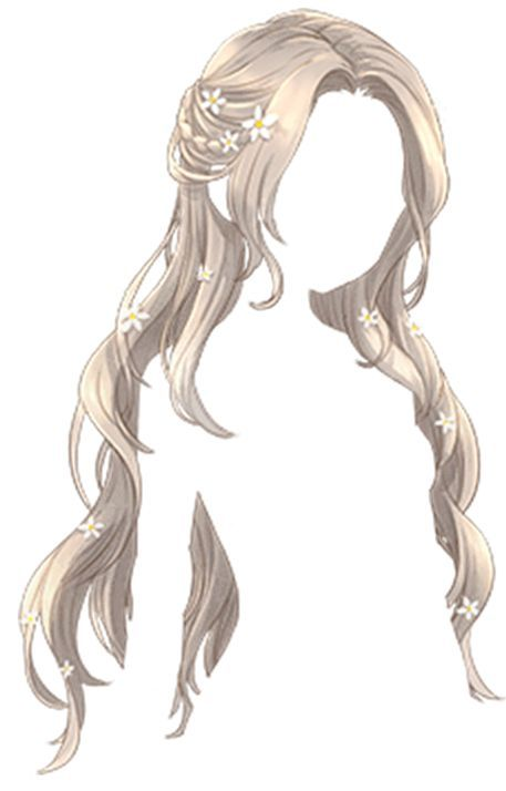 457x714 More And More Anime Hair (I Need This So Bad I Cannot Draw It