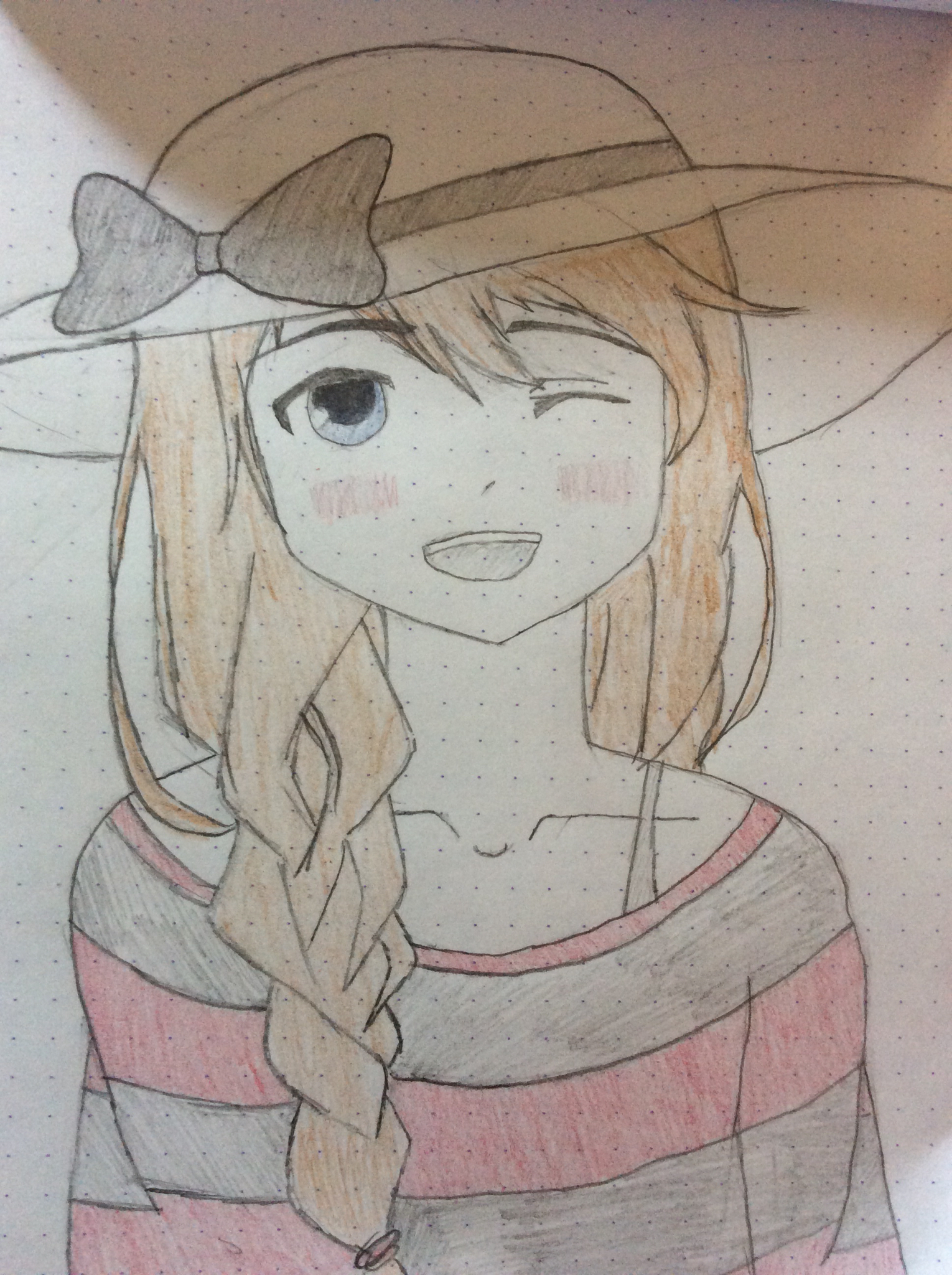 Anime Hat Drawing At Getdrawings Com Free For Personal Use Anime