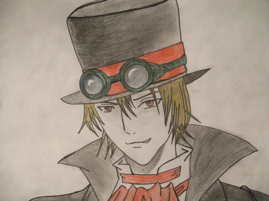 900x675 guy with top hat by darkblaze2606 on deviantart