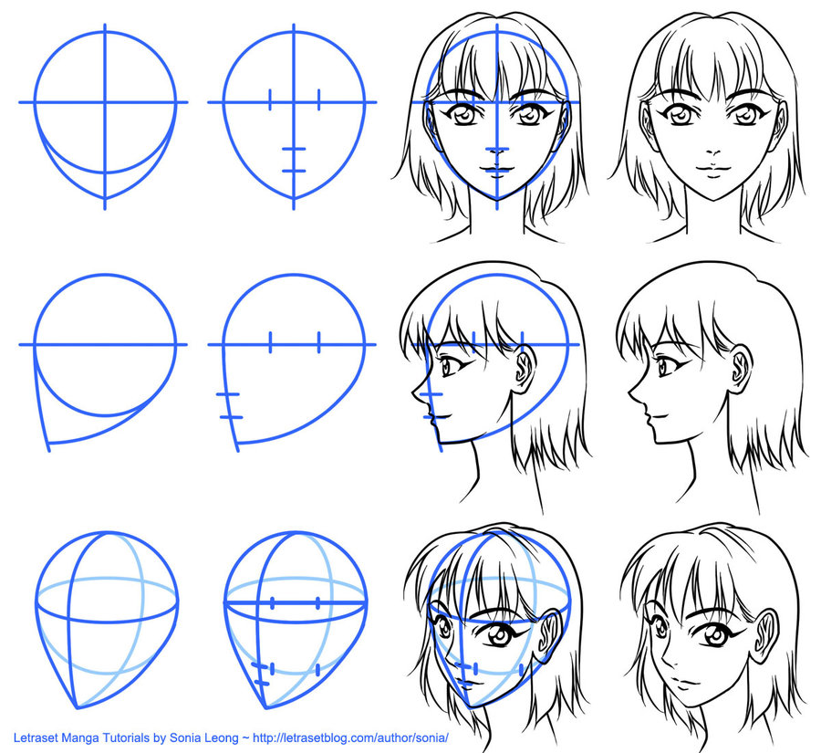 900x825 drawing how to draw a tilted anime head in conjunction with how