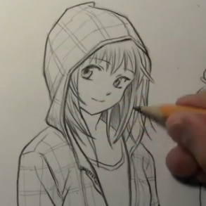 293x293 Comic Book Video Tutorials How To Draw Hoodies