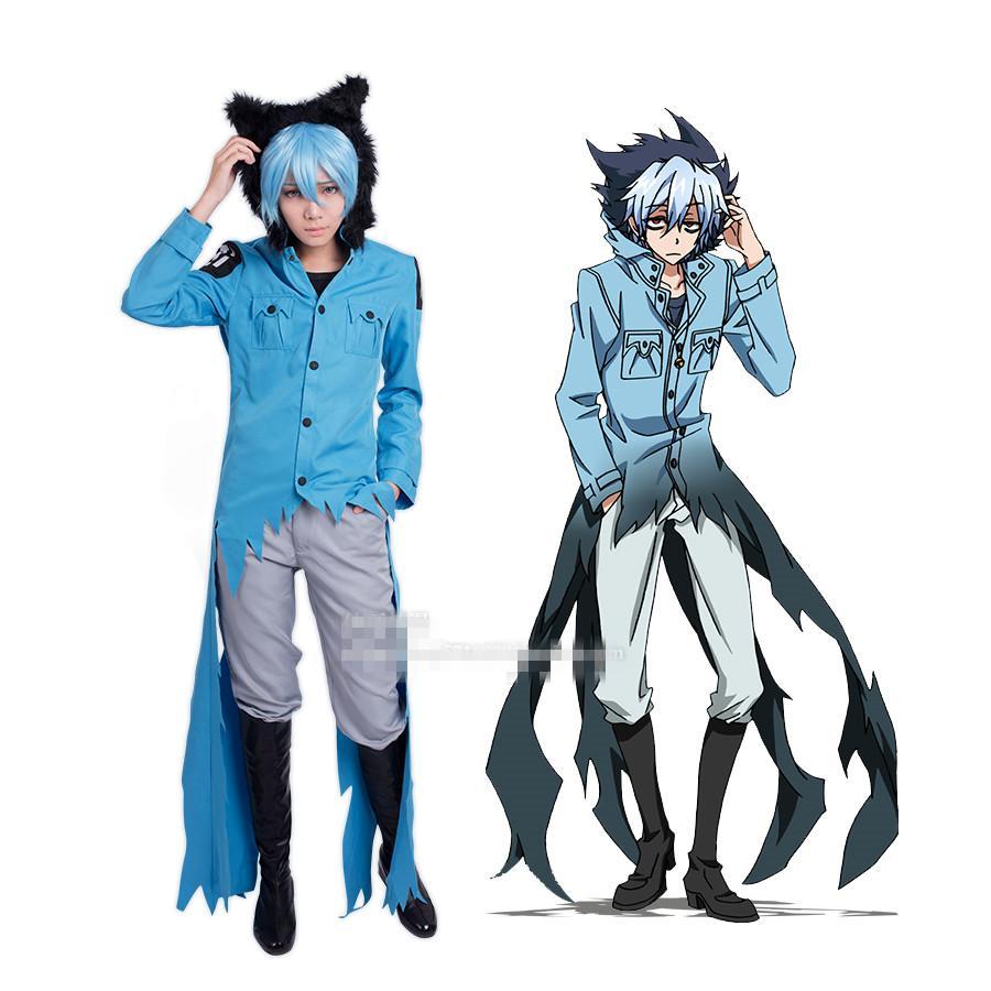 900x900 Anime Vampire Servant Servamp Sleepy Ash Animation Cosplay