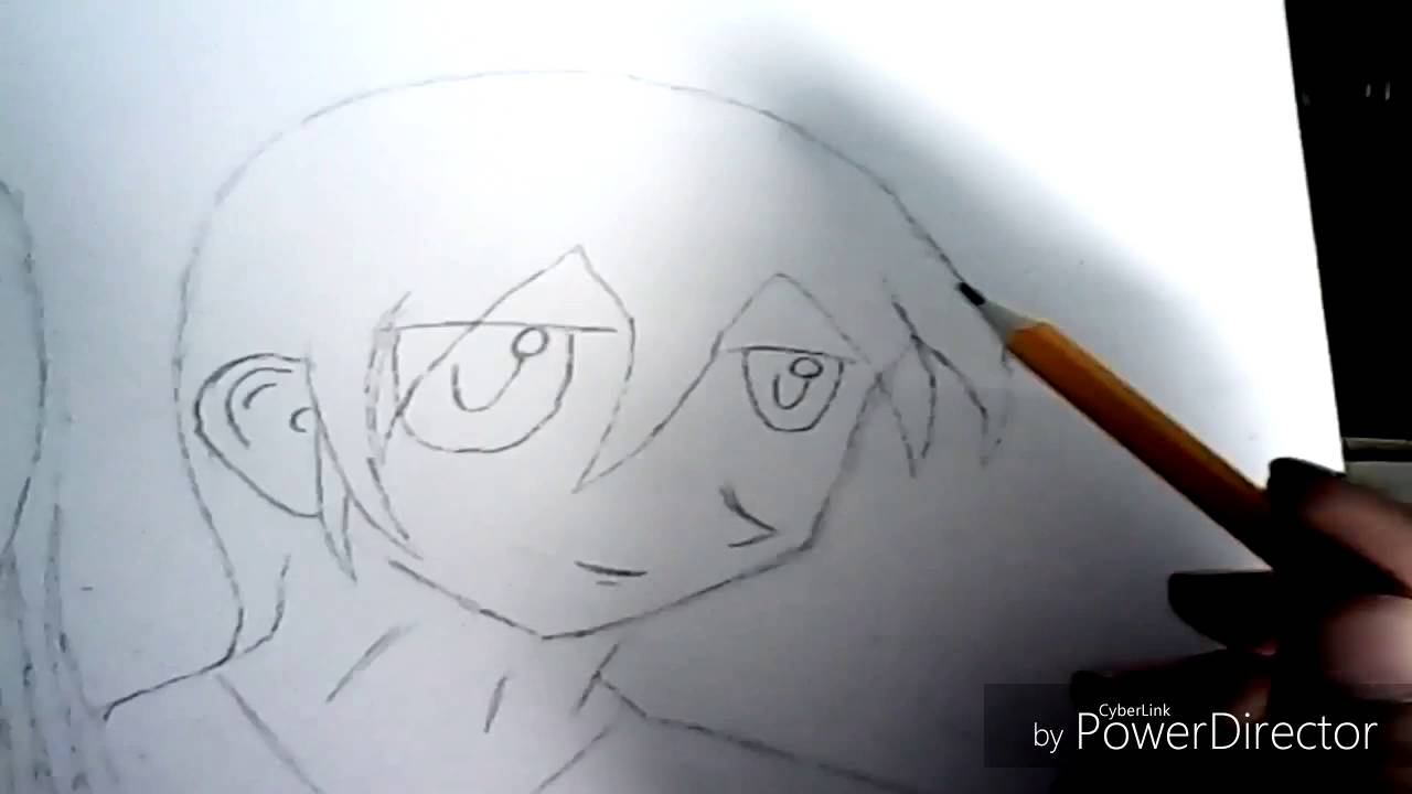 1280x720 How To Draw Male Anime Hair