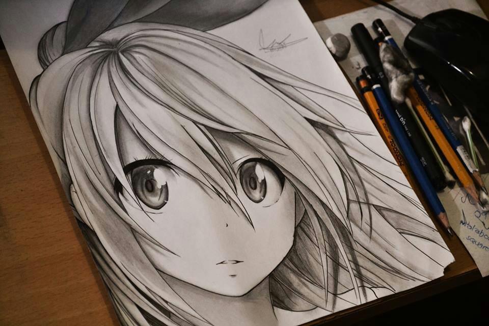 960x640 Awesome Manga Drawing