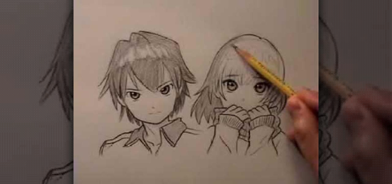 1280x600 How To Draw Animemanga Hair Drawing Amp Illustration Wonderhowto