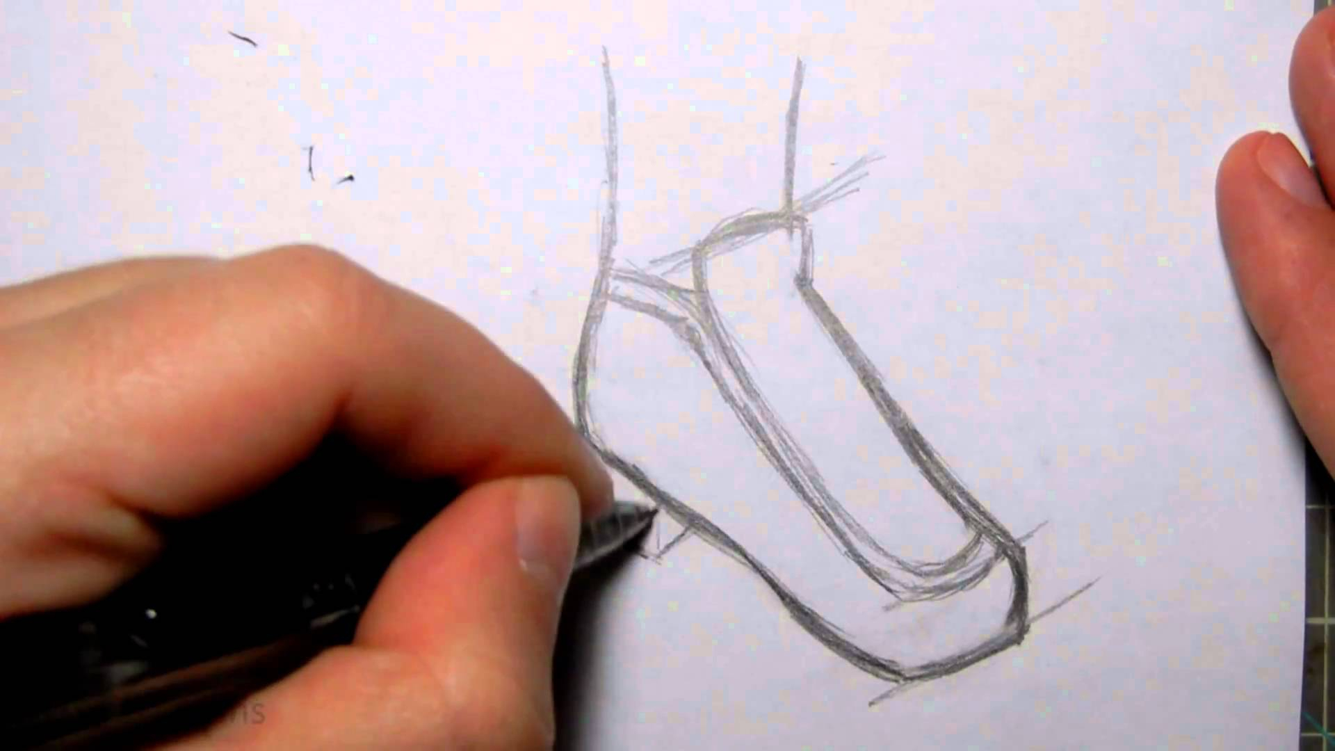 1920x1080 Anime Shoes Drawing How To Draw Manga Shoes School Girl Shoes