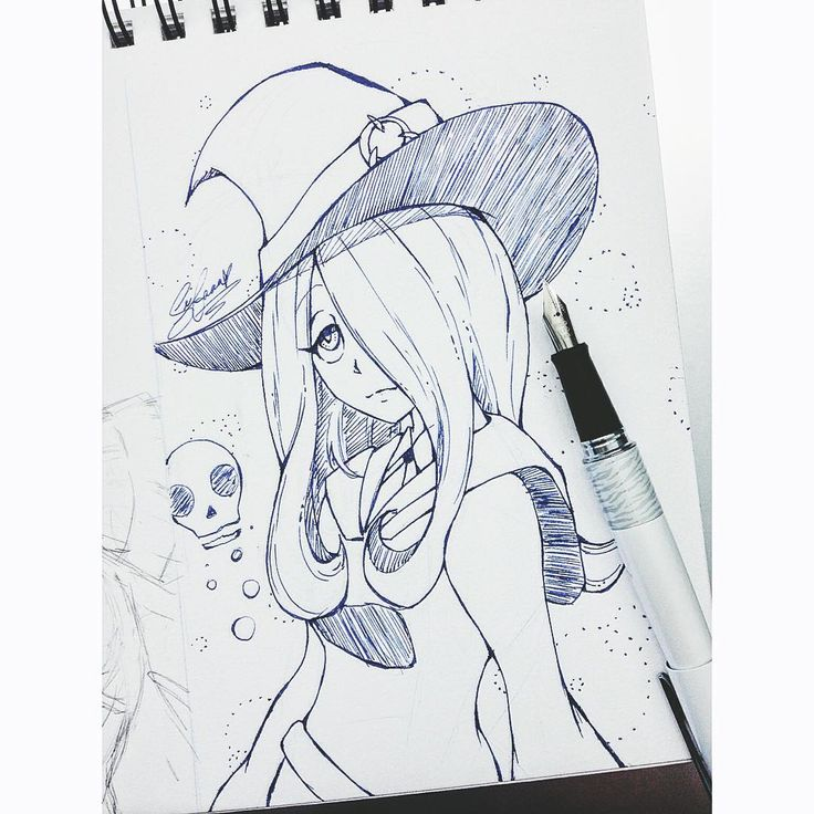 736x736 afbeeldingsresultaat voor how to draw little witch academia