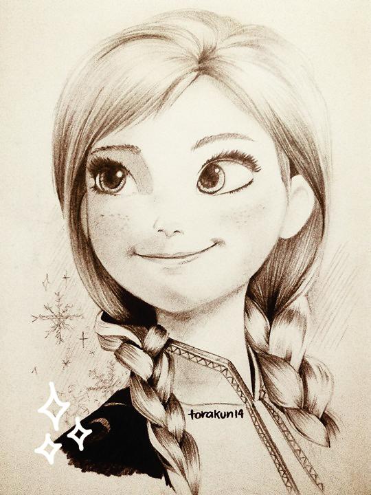 540x720 Anna Frozen By Torakun14