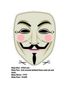 236x314 Dia De Los Guy Fawkes By Tjsgrimm Designs We Love