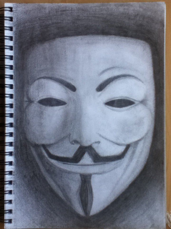 720x960 Guy Fawkes Mask By Blue Jellybeans