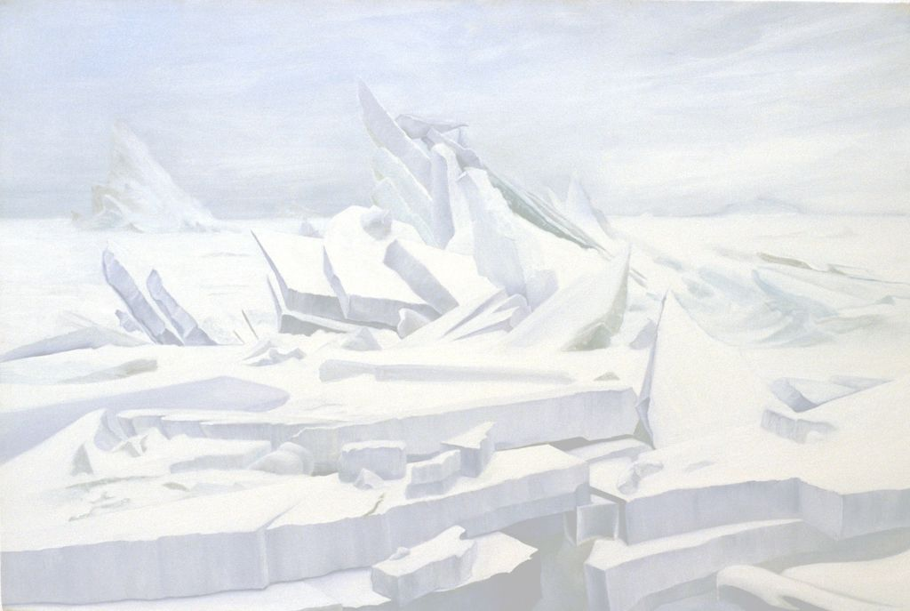 1024x687 Maria Buchner Antarctic Arts Fellow 2001 02 Australian