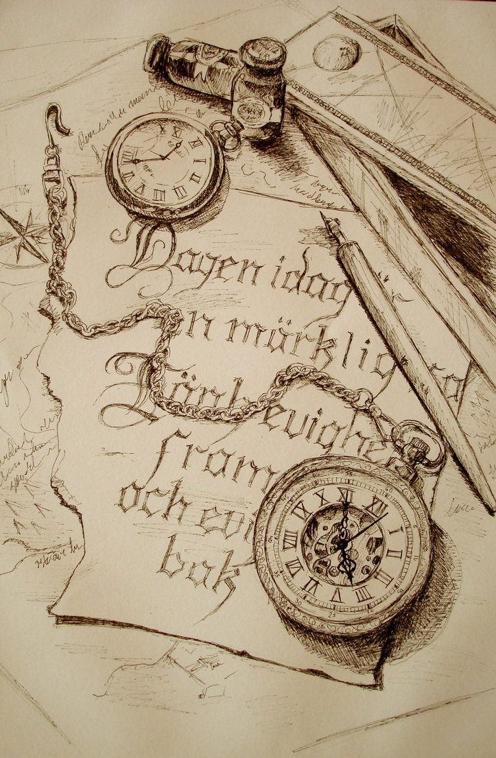 723x1105 Vintage Pocket Watch Sketch. Tattoo Inspiration Tattoos