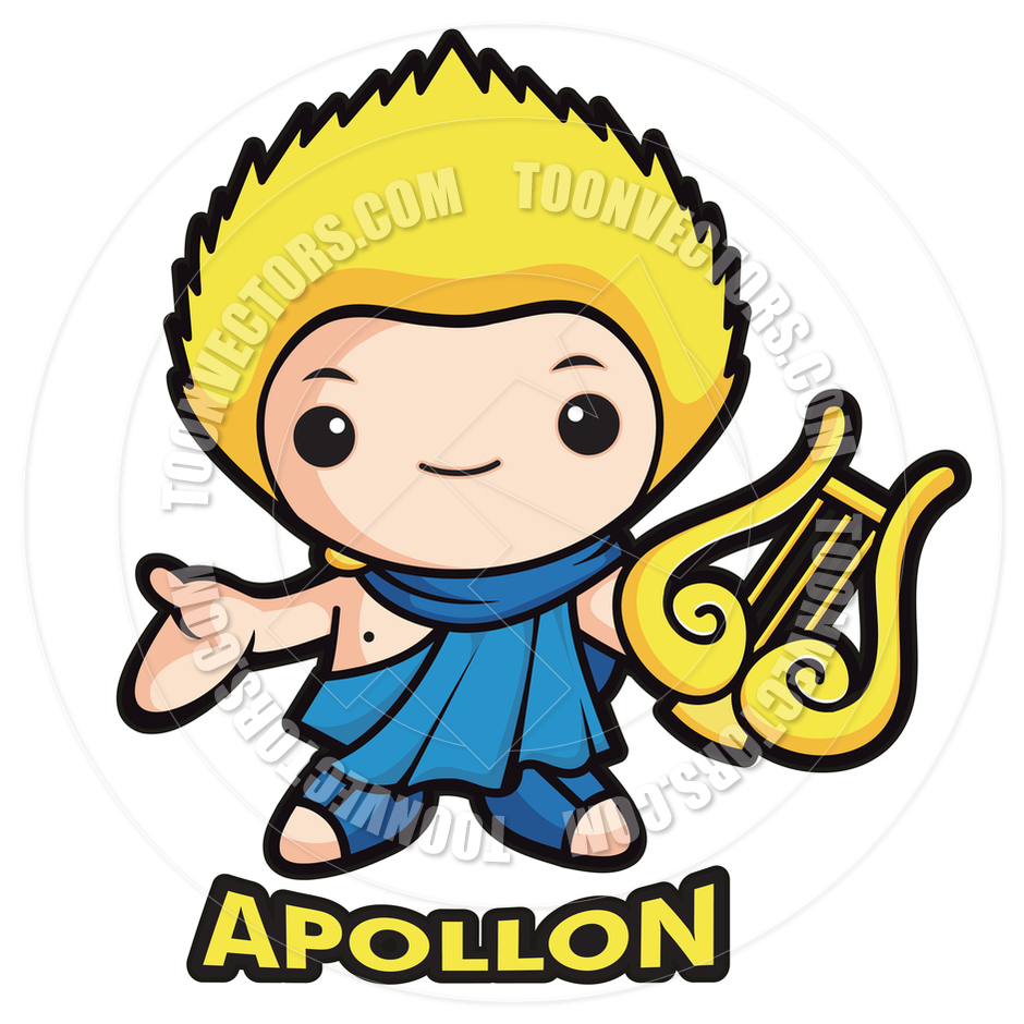 940x940 Cartoon God Apollo Drawing Tutorials Cartoon