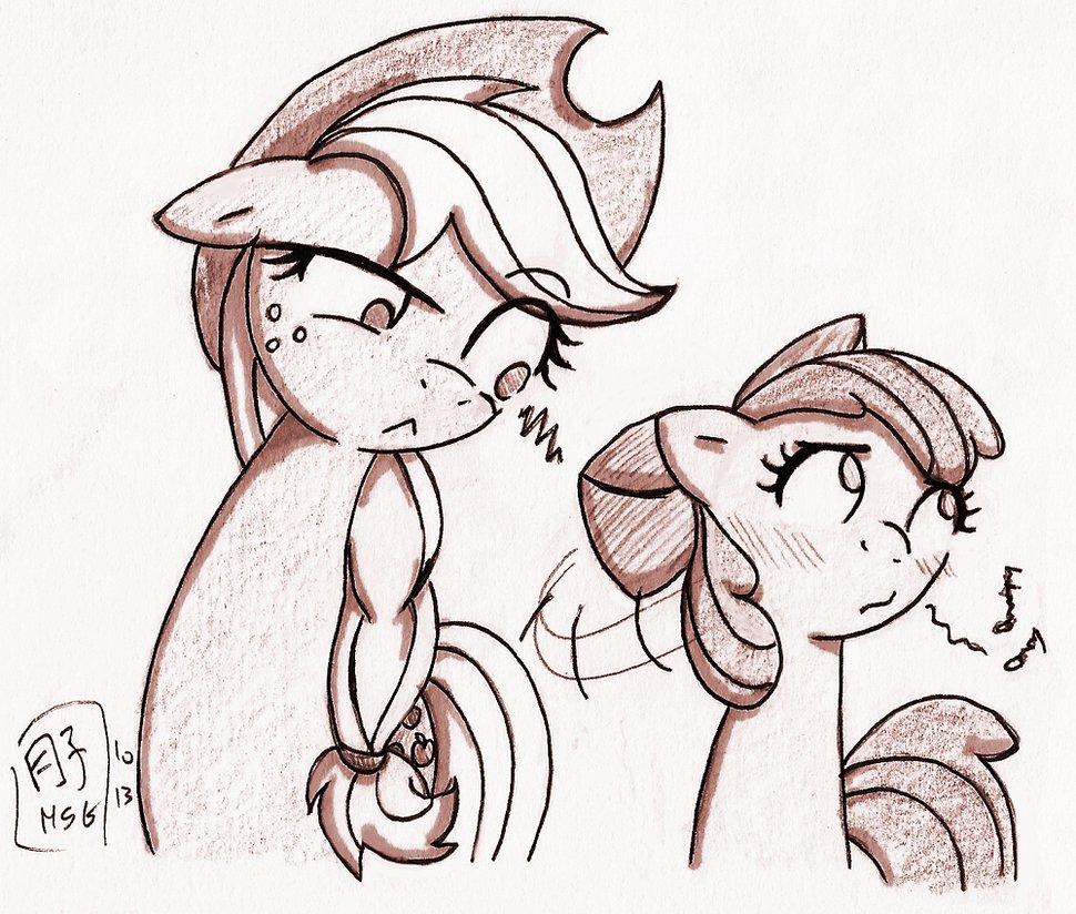 970x824 Mlp Pony Practice 5