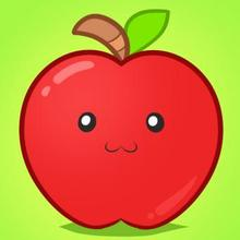 220x220 How To Draw How To Draw An Apple For Kids